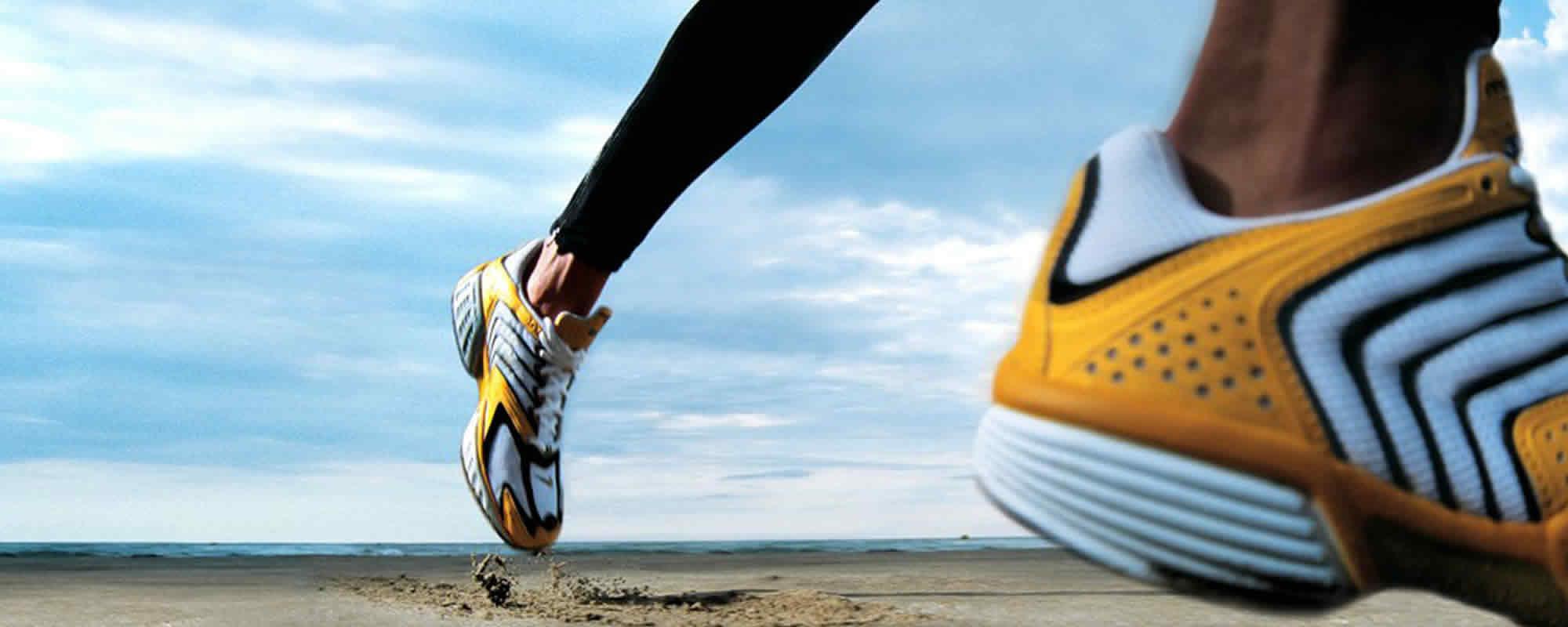 Evite <span>lesões</span> nas <span>corridas e esportes</span>